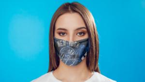 Ny Yankee New York Face Mask