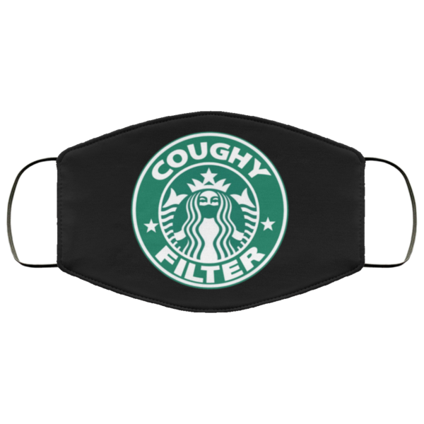 Starbucks – Coughy Filter Face Mask