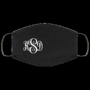 Monogrammed KSD Face Mask