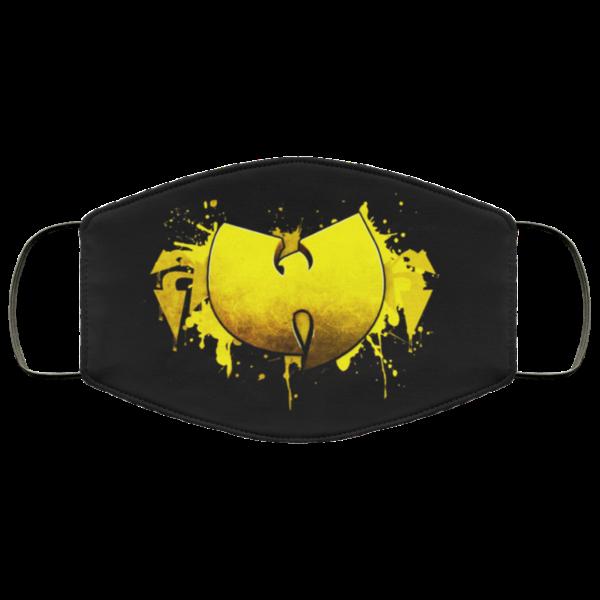 Wu-tang Art Face Mask