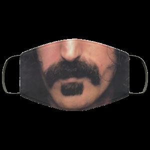Frank Zappa Face Mask