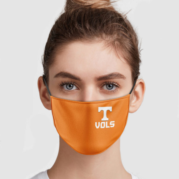 Tennessee Vols Face Mask