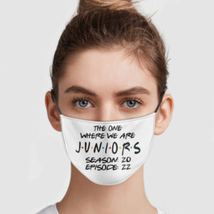 The One Where We Are Juniors Season 20 Episode 22 Face Mask
