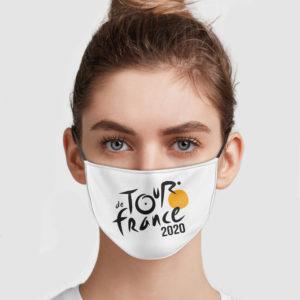 Tour de France 2020 Face Mask
