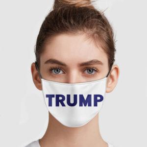 Trump Face Mask