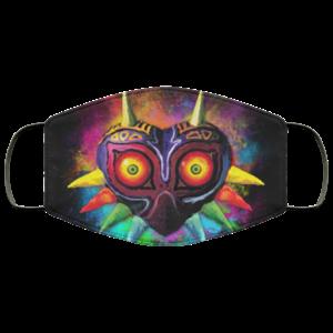 The Legend Of Zelda Majora Face Mask