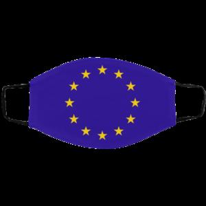 EU Star Face Mask