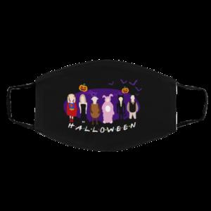 Friends Halloween Face Mask