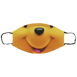 Winnie The Pooh Face Mask