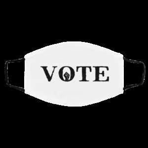 Black Lives Matter – VOTE Face Mask
