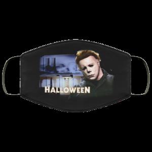 Michael Myers Halloween Face Mask