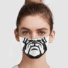 The Dawgs BullDog Face Mask