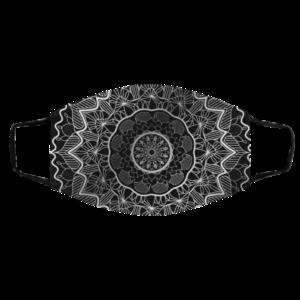 Mandala Face Mask
