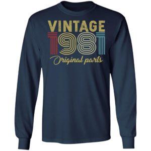 Vintage 1981 Original Parts Shirt