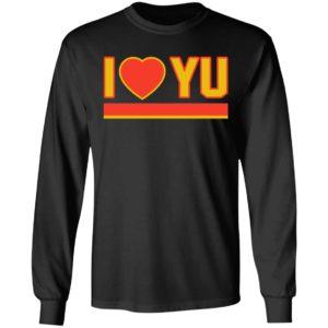 Yu Darvish – I Love Yu Shirt