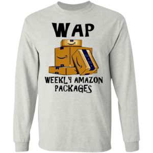 WAP – Weekly Amazon Packages Shirt