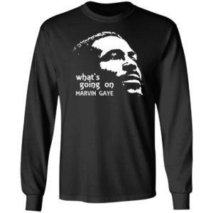 Marvin Gaye What's Going On Shirt