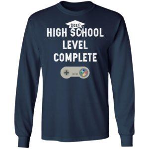 2021 High School Level Complete Shirt