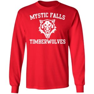 Mystic Falls Timberwolves Sweatshirt