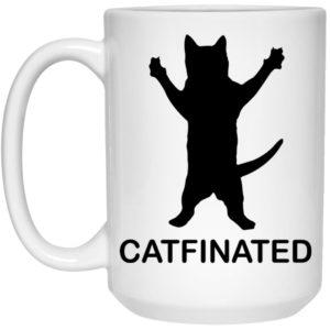 Catfinated Mugs