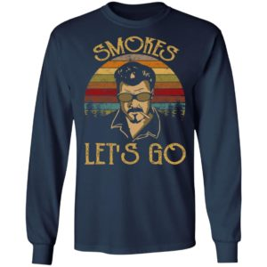 Trailer Park Boys Smokes Lets Go Vintage Shirt