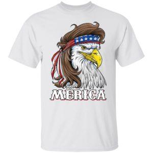 4th Of July Eagle Mullet Shirt
