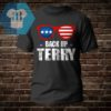 4th Of July - Back Up Terry Shirt