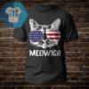 4th Of July Meowica Shirt