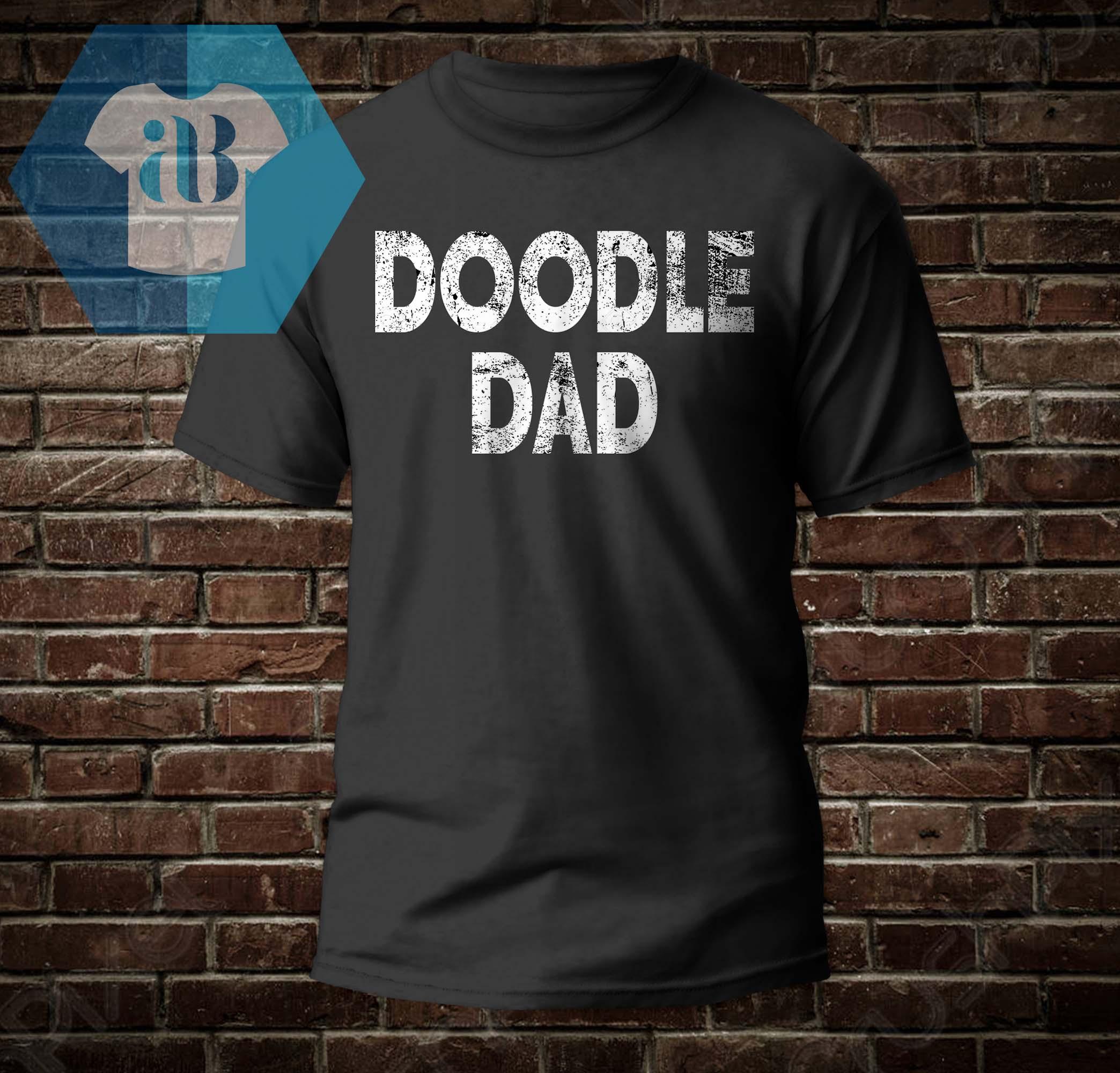 Doodle Dad Shirt