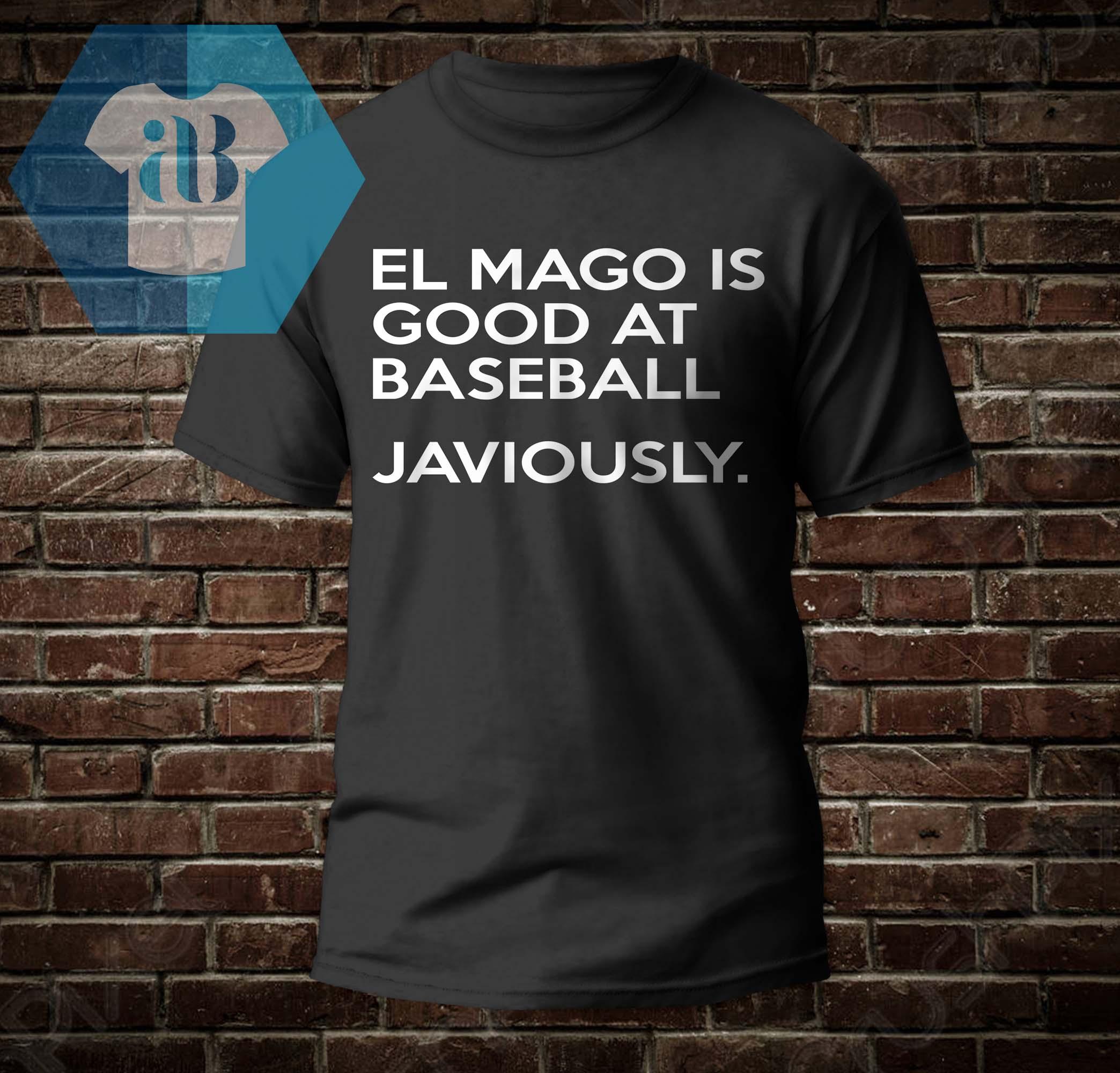 El Mago Is Good At Baseball Shirt