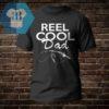 Fishing Reel Cool Dad Shirt