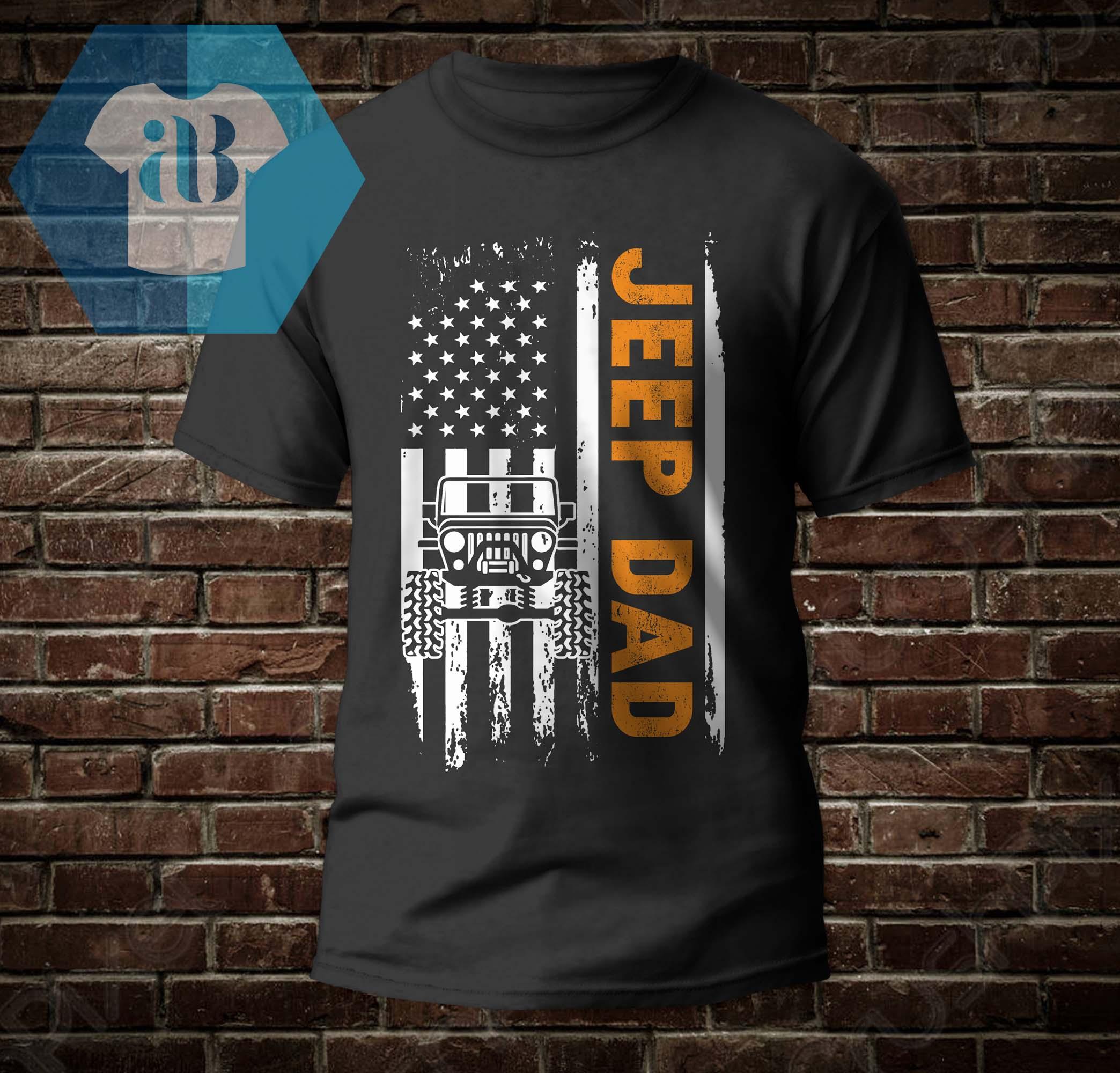 Jeep Dad Shir