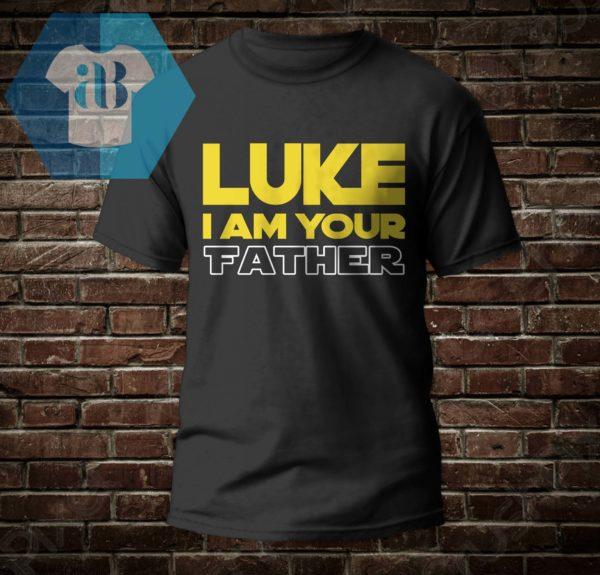 Luke I AM Your Father Shirt