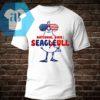 National Bird Is Seagull - Not Eagle Shirt