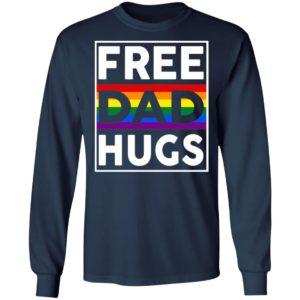 Free Dad Hugs Shirt