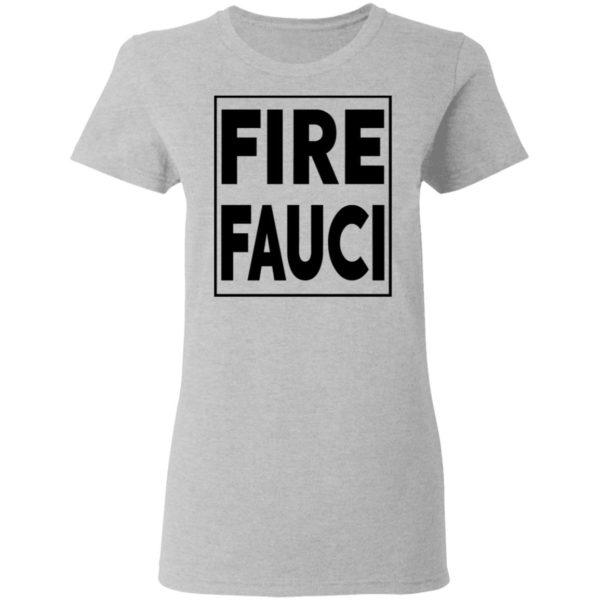 Fire Fauci Shirt