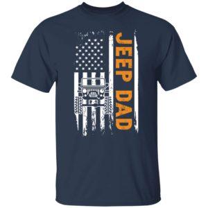 Jeep Dad Shirt
