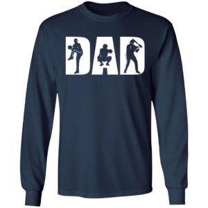 Baseball Dad Shirt