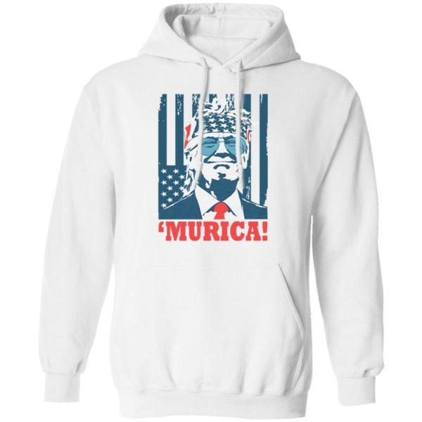 4th Of July – Donald Trump – 'Murica Shirt