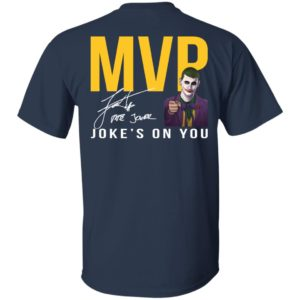Nikola Jokic MVP – Out Of Shape – Can't Jump – The Kid From Denver Shirt