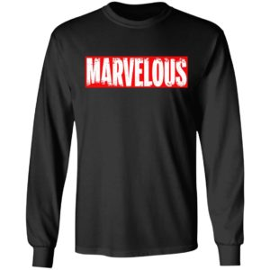 Marvelous Shirt