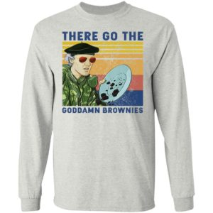 Mark Rumsfield – There Go The Goddamn Brownies Shirt