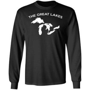 The Great Lakes Shirt