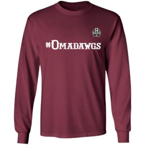 Mississippi State Bulldogs OmaDawgs 2021 Shirt