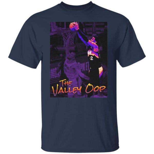 The Valley Oop Phoenix Suns Shirt