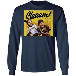 Slaaam Diego Funny Meme Shirt