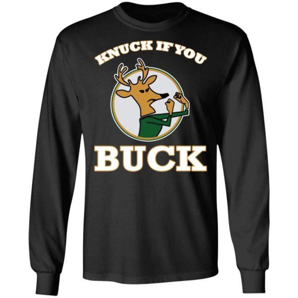 Knuck If You Buck Shirt