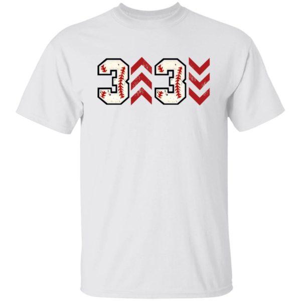 3 Up 3 Down Shirt