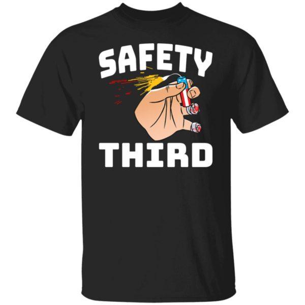Safety Third Shirt