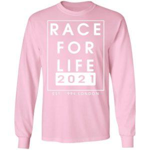 Race For Life 2021 Shirt